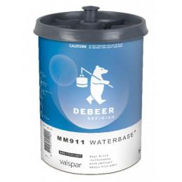 Vodouředitelné barvy série 900 Waterbase