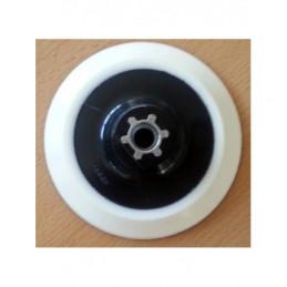 Unášecí talíř s flexibilní mezivrstvou D125mm
