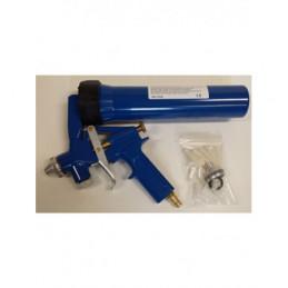 Vytlačovací – stříkací pistole PMT pro odhlučňovací a těsnící ma