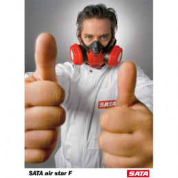 Respirátor SATA AIR STAR F