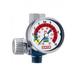 Regulátor tlaku s manometrem SATA