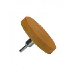 PRD adaptér/dřík pro upnutí kotouče na odstranění pásek PRD