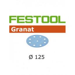 Brusné kotouče FESTOOL GRANÁT D125mm