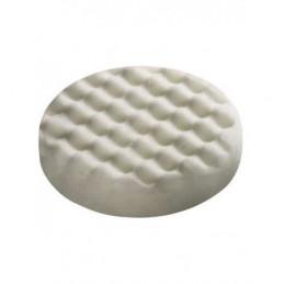 Leštící houba FESTOOL 150mm bílá zvlněná