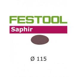 Brusné kotouče FESTOOL SAPHIR D115mm